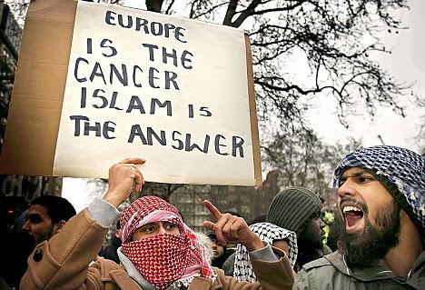 Γιατί το Ισλάμ δημιουργείτέρατα…!