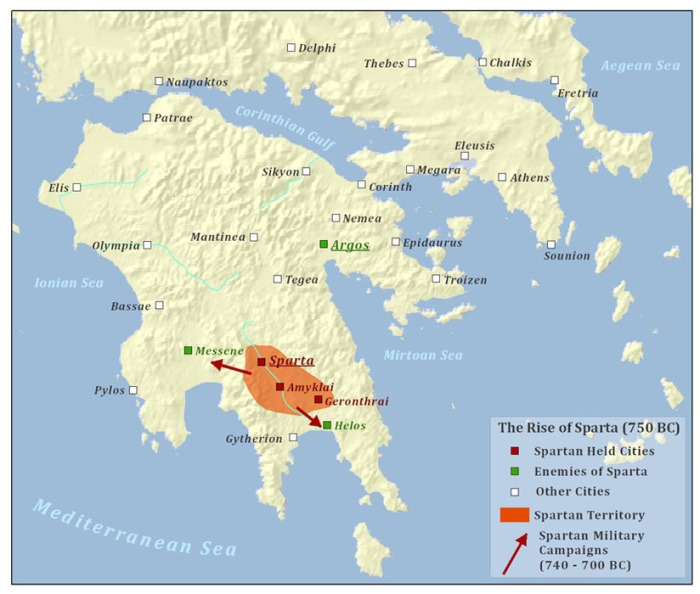 The Rise ofSparta