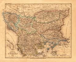 The Balkans – A History Of Bulgaria–Serbia–Greece–Rumania–Turkey