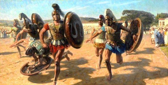 Πολιτικός ρεαλισμός και πολεμική δύναμη στηναρχαιότητα